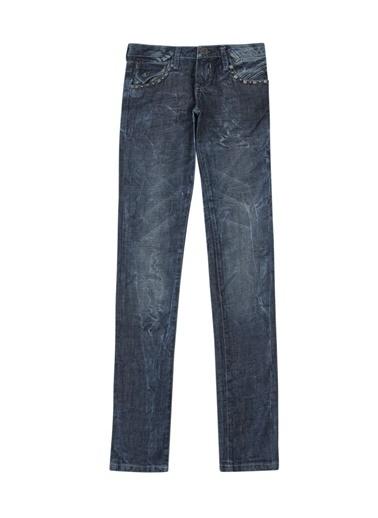 4G Pantolon Mavi